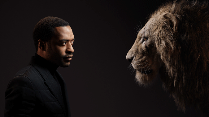 "DISNEY'S ""THE LION KING"" – Check out stunning new images of film's cast with their characters! #thelionking 6"