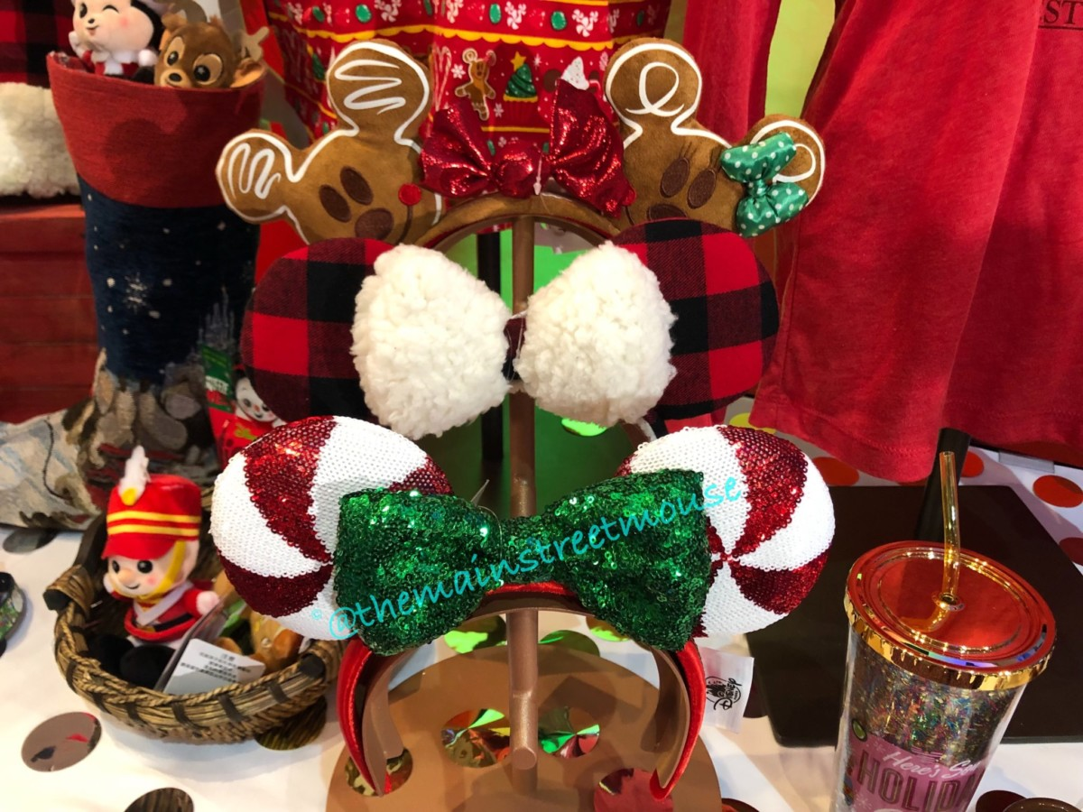 NEW Festive Merchandise Coming to WDW for the Christmas Season! #DisneyHolidays 7