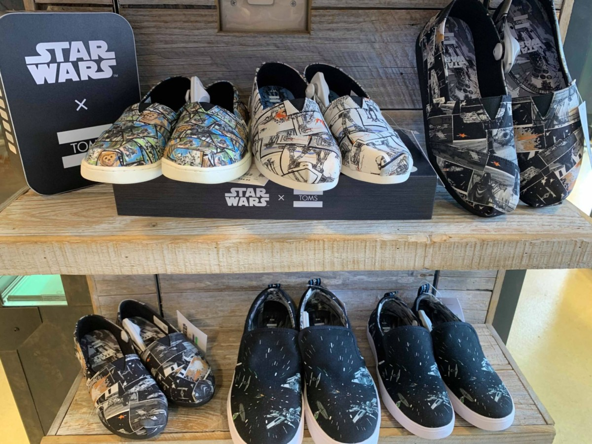 New Star Wars TOMS are Here! #disneystyle 1
