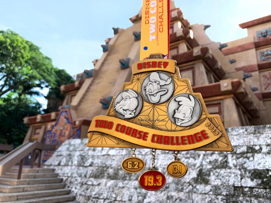 runDisney Medal Reveal: Celebrating 10 Years of the Disney Wine & Dine Half Marathon Weekend 5