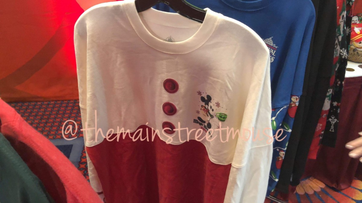 Four New Christmas Spirit Jerseys are Coming to Disney Parks #disneyholidays 3