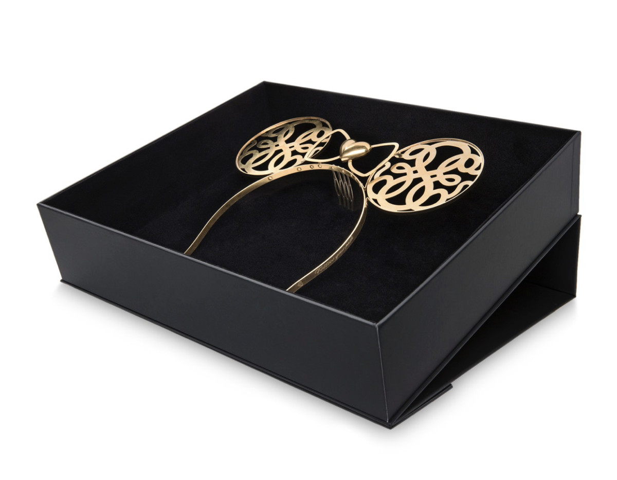 New designer Alex and Ani Golden Minnie ears coming soon! #disneystyle 3
