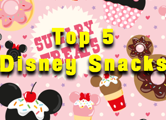 Top 5 Snacks at Walt Disney World 20
