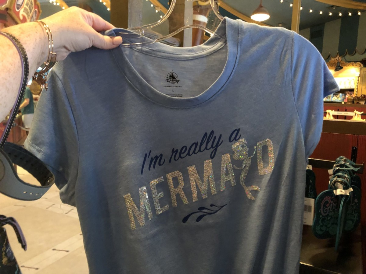 New Mermaid Merch at Disney Parks! #DisneyStyle 2