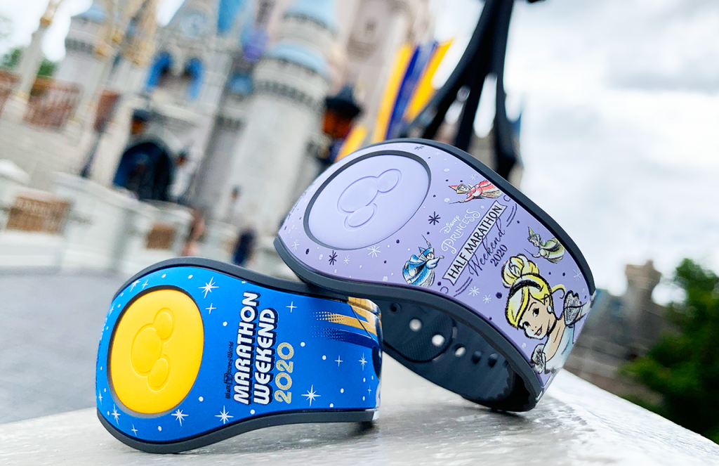 Run With Magic – New Limited Edition runDisney MagicBands Available for 2020 Events 3