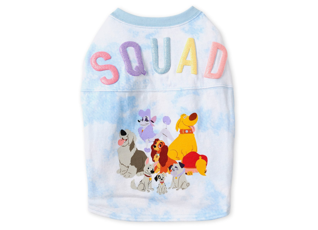 New Disney Dogs Spirit Jerseys for You AND Your Pooch! #DisneyStyle 15