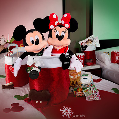 Make Holiday Dreams Come True with Disney Floral & Gifts 2