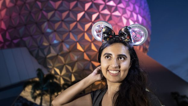 New Light-Up Headband Celebrating 'IllumiNations: Reflections of Earth' Now Available at Epcot 1