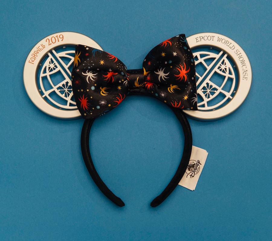 New Light-Up Headband Celebrating 'IllumiNations: Reflections of Earth' Now Available at Epcot 3
