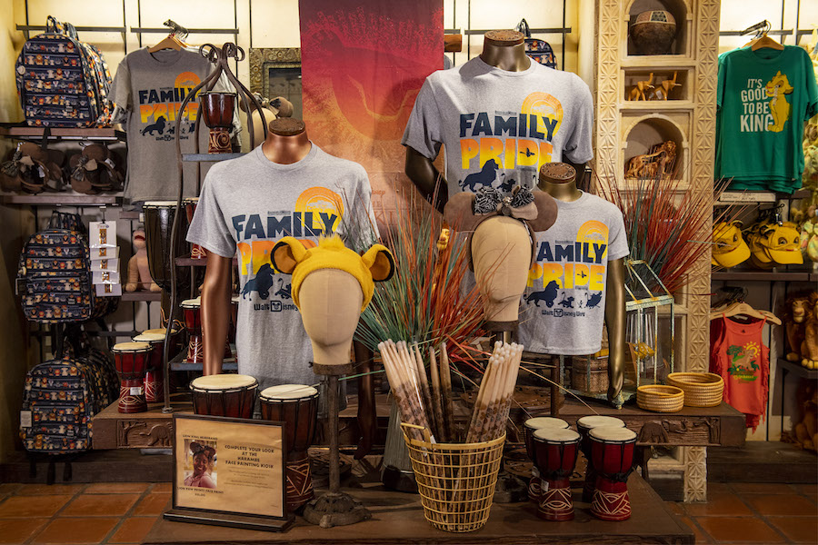 Continue Celebrating 'The Lion King' at Disney's Animal Kingdom with New Merchandise and Scavenger Hunt Starting on July 19 4