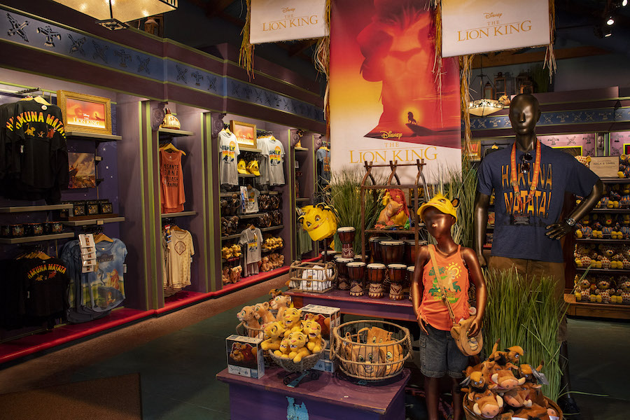 Continue Celebrating 'The Lion King' at Disney's Animal Kingdom with New Merchandise and Scavenger Hunt Starting on July 19 5