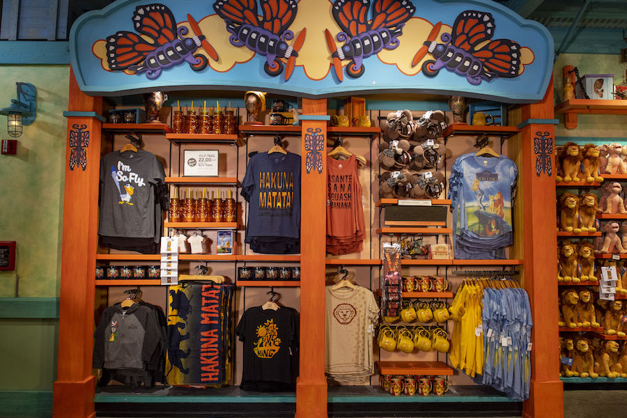 Continue Celebrating 'The Lion King' at Disney's Animal Kingdom with New Merchandise and Scavenger Hunt Starting on July 19 6