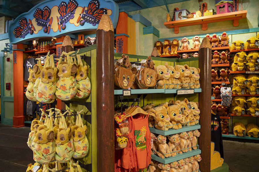 Continue Celebrating 'The Lion King' at Disney's Animal Kingdom with New Merchandise and Scavenger Hunt Starting on July 19 7