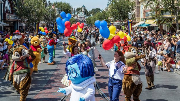 'Mickey and Friends Band-Tastic Cavalcade' Starts Limited Run at Disneyland Park July 18 1