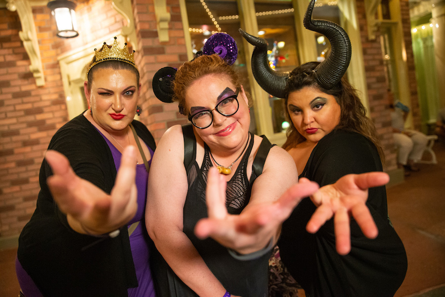Guests Show Off Their Sinister Sides During Disney Villains After Hours