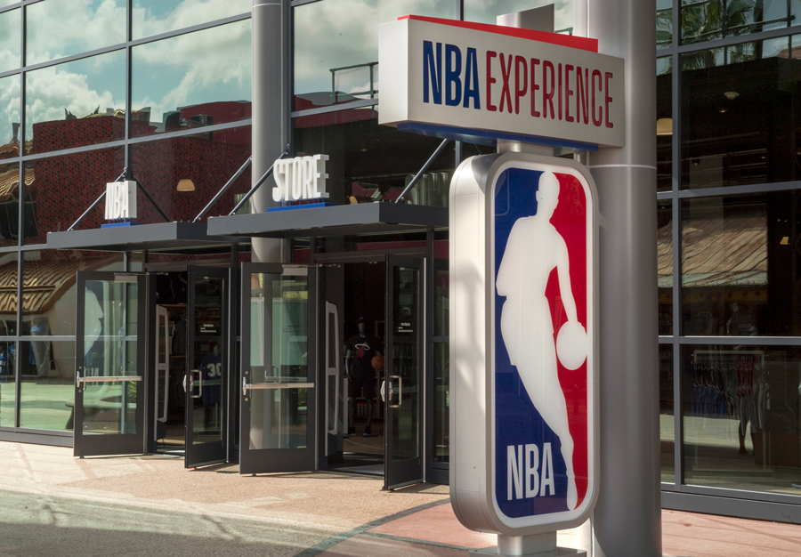 Get Ready for Gametime at Newly Opened NBA Store at Disney Springs 1