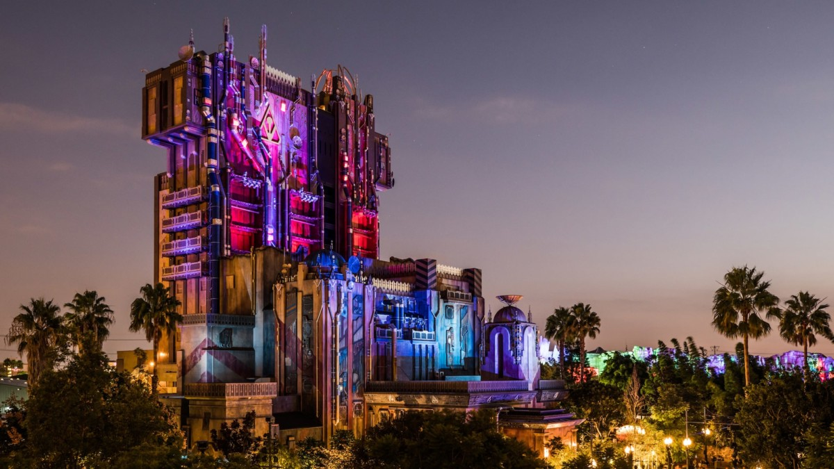 Disneyland Resort Will Debut New Oogie Boogie Bash – A Disney Halloween Party, Coming to Disney California Adventure Park with a New 'World of Color' Spectacular 4