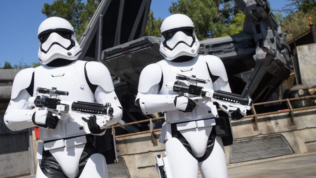 Encounter the First Order and Heroes of the Resistance During Your Visit to Star Wars: Galaxy's Edge 9