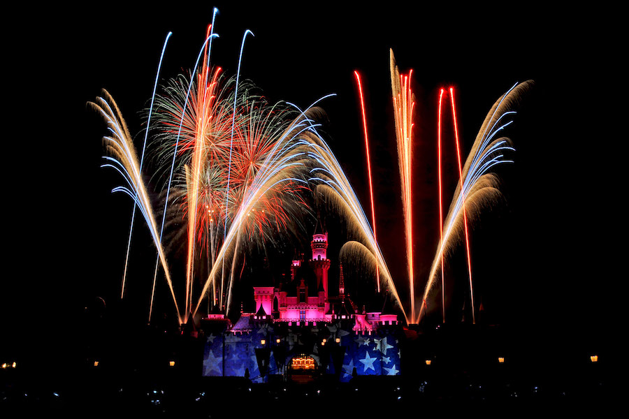 Celebrate America at Disneyland Resort for Fourth of July and All Summer Long by 'Visiting' Iconic U.S. Destinations Inside the Parks 1