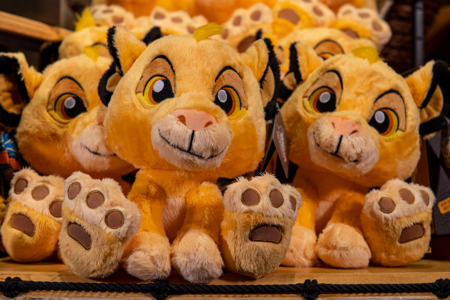 """The Lion King"" Merchandise"