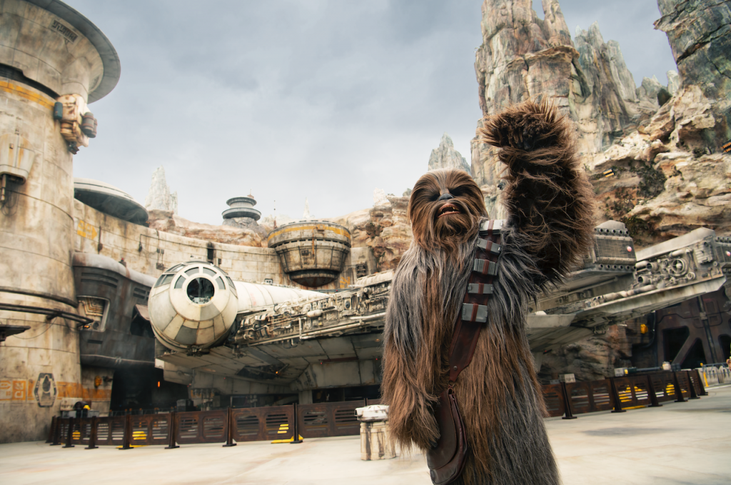 Encounter the First Order and Heroes of the Resistance During Your Visit to Star Wars: Galaxy's Edge 2