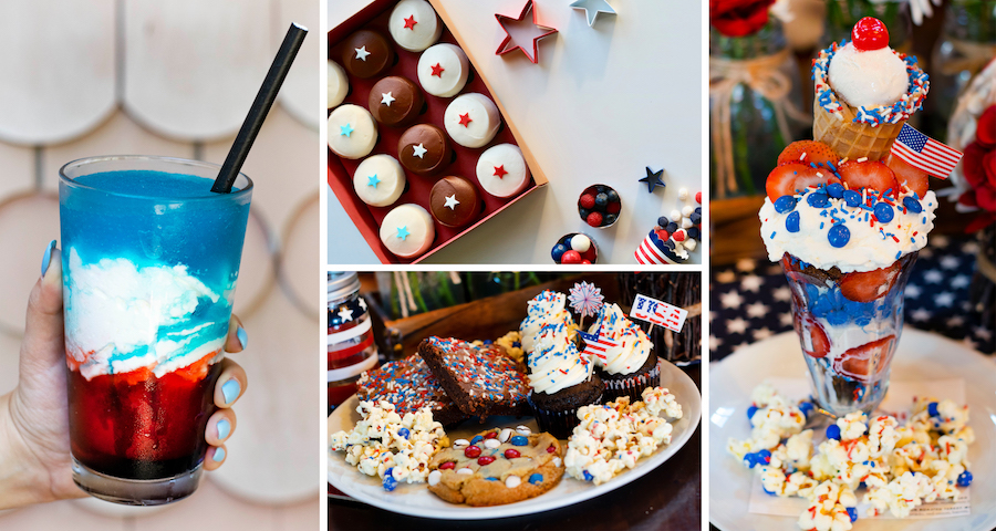 Fourth of July 2019 Offerings at Disney Springs