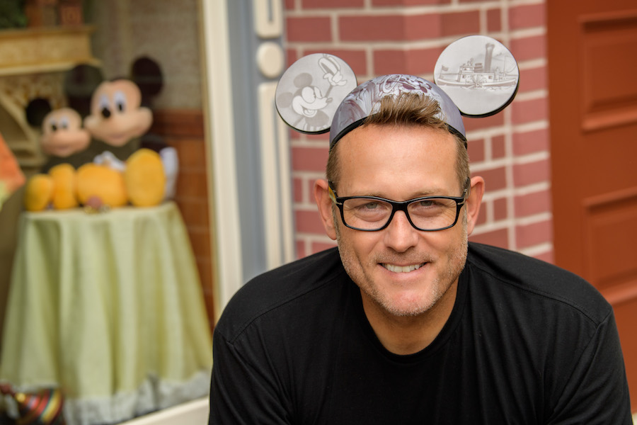 """Full Steam Ahead"" Ear Hats Debut on Friday from Disney Artist Noah! 1"