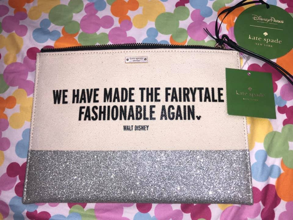 Enter to Win a Disney/Kate Spade Clutch AND Gift Certificate from Lost Princess Apparel! #disneystyle 1