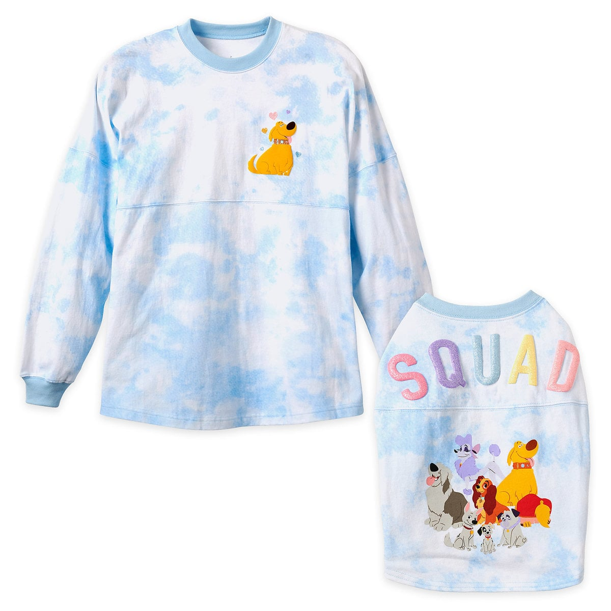 New Disney Dogs Spirit Jerseys for You AND Your Pooch! #DisneyStyle 2