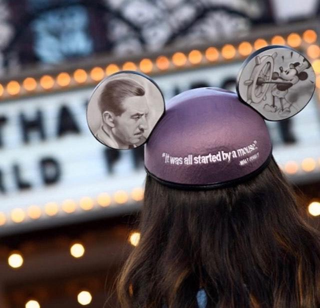 """Full Steam Ahead"" Ear Hats Debut on Friday from Disney Artist Noah! 3"