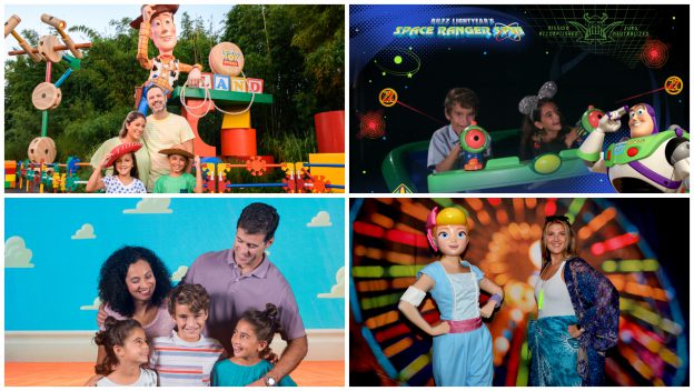 Pose Like Duke Caboom at Walt Disney World Resort Photo Spots Inspired by 'Toy Story' 1
