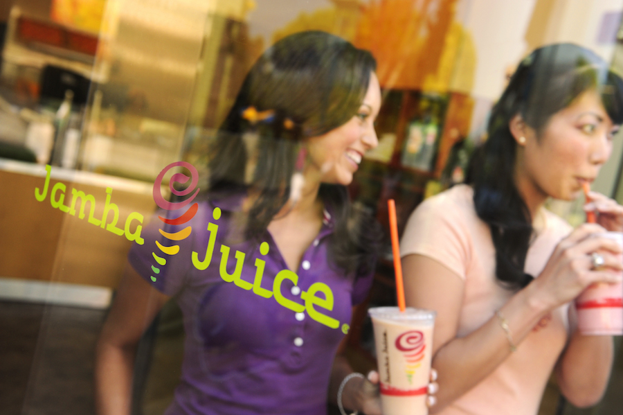 Jamba Juice at the Downtown Disney District