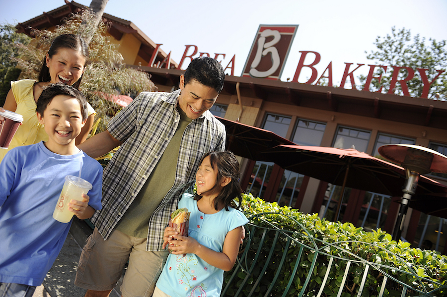 La Brea Bakery Café at the Downtown Disney District