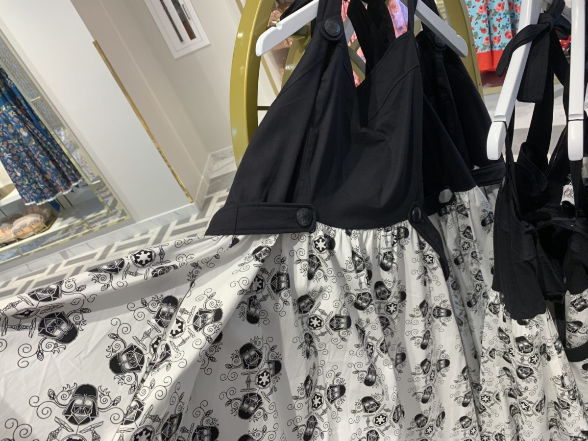 New Darth Vader Dresses at Hollywood Studios #galaxysedge 26