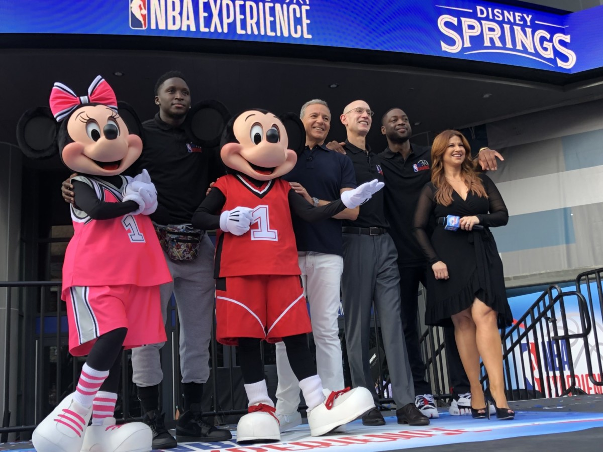 See Photos & Video of the New NBA Experience at Disney Springs 26