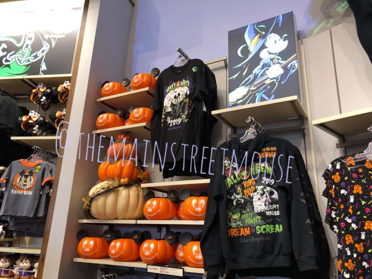 NEW Halloween Merch at Walt Disney World! Boo to You! 5