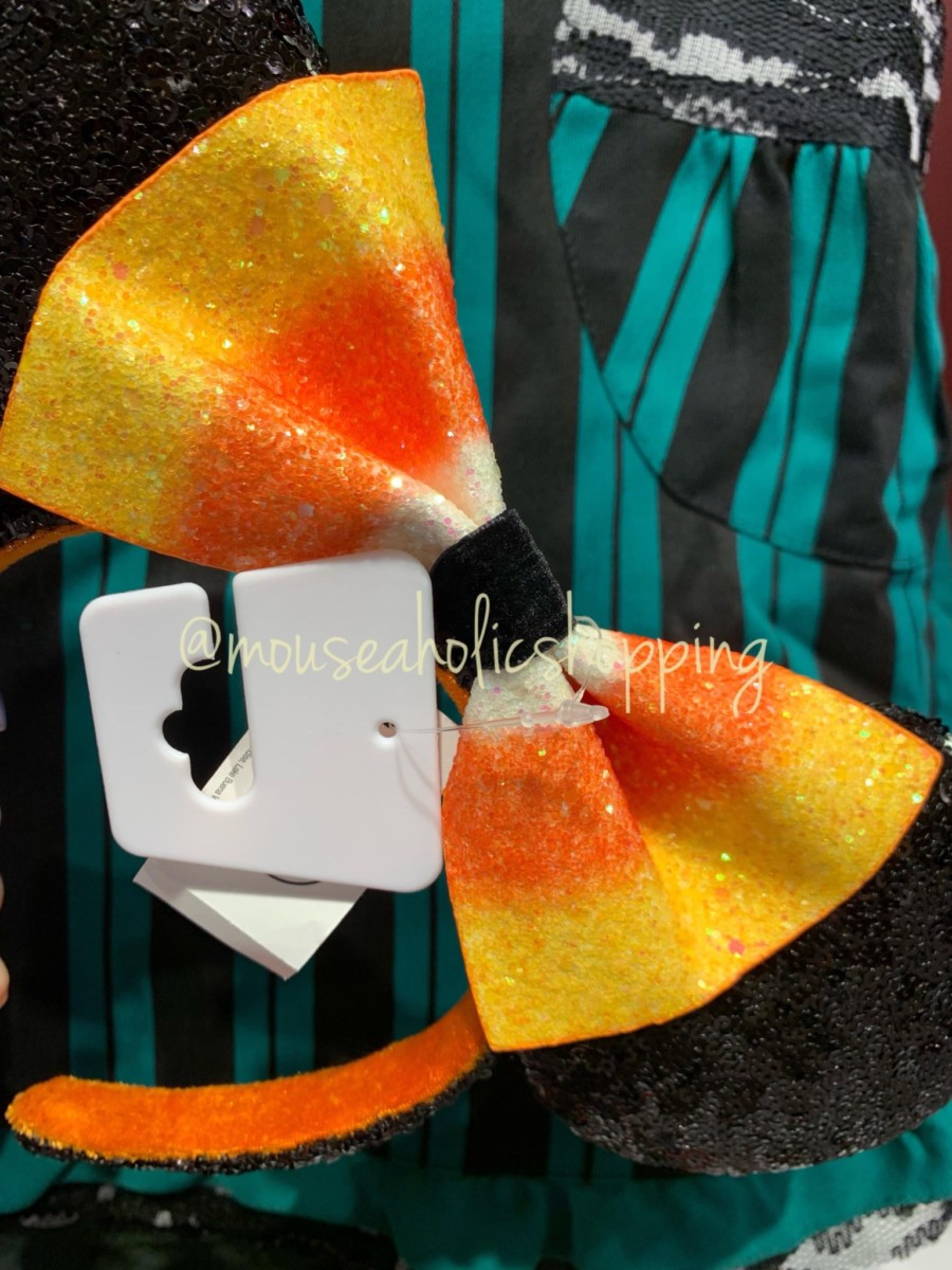 NEW Candy Corn Mouse Ears at Walt Disney World! 4