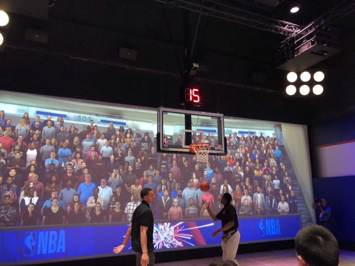 See Photos & Video of the New NBA Experience at Disney Springs 4