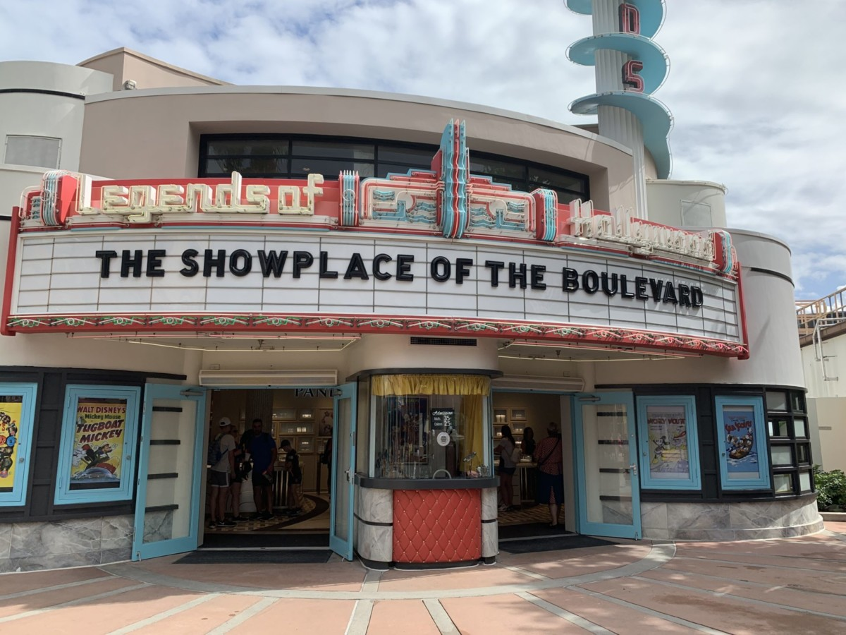 See the Newly Reimagined Legends of Hollywood Store at the Studios! #disneystyle 2