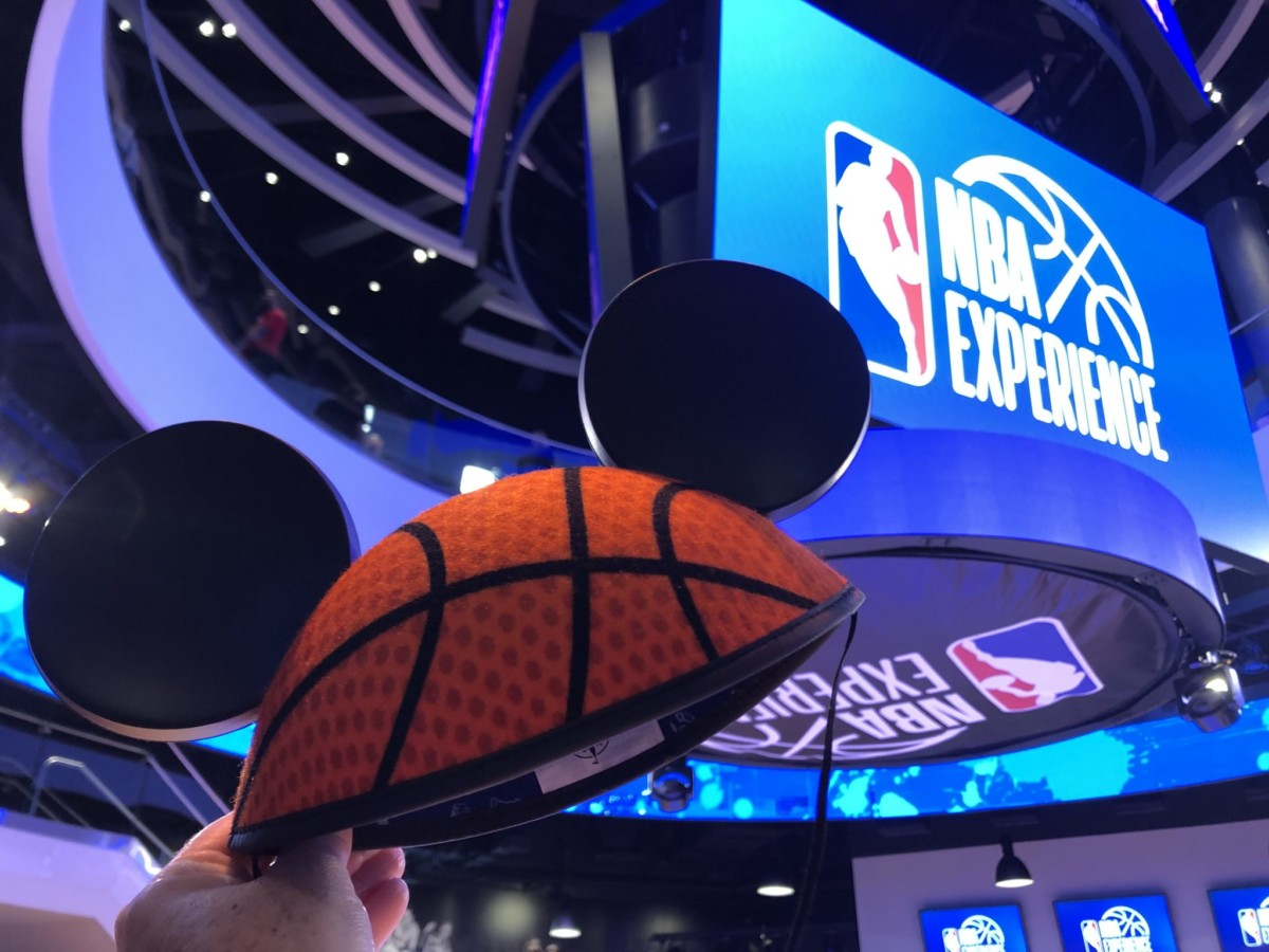 See Photos & Video of the New NBA Experience at Disney Springs 8
