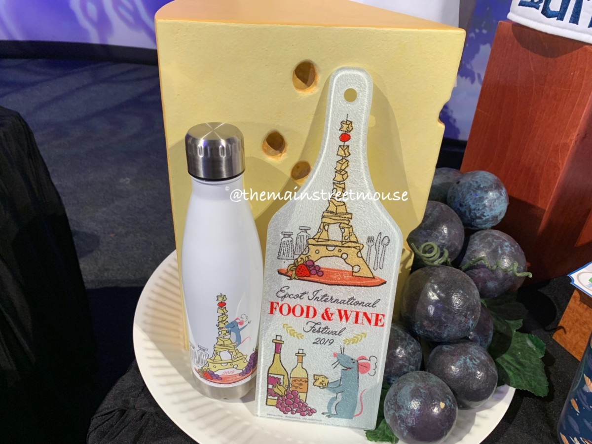 See the NEW Merchandise for the 2019 Epcot International Food and Wine Festival! #tasteepcot 9