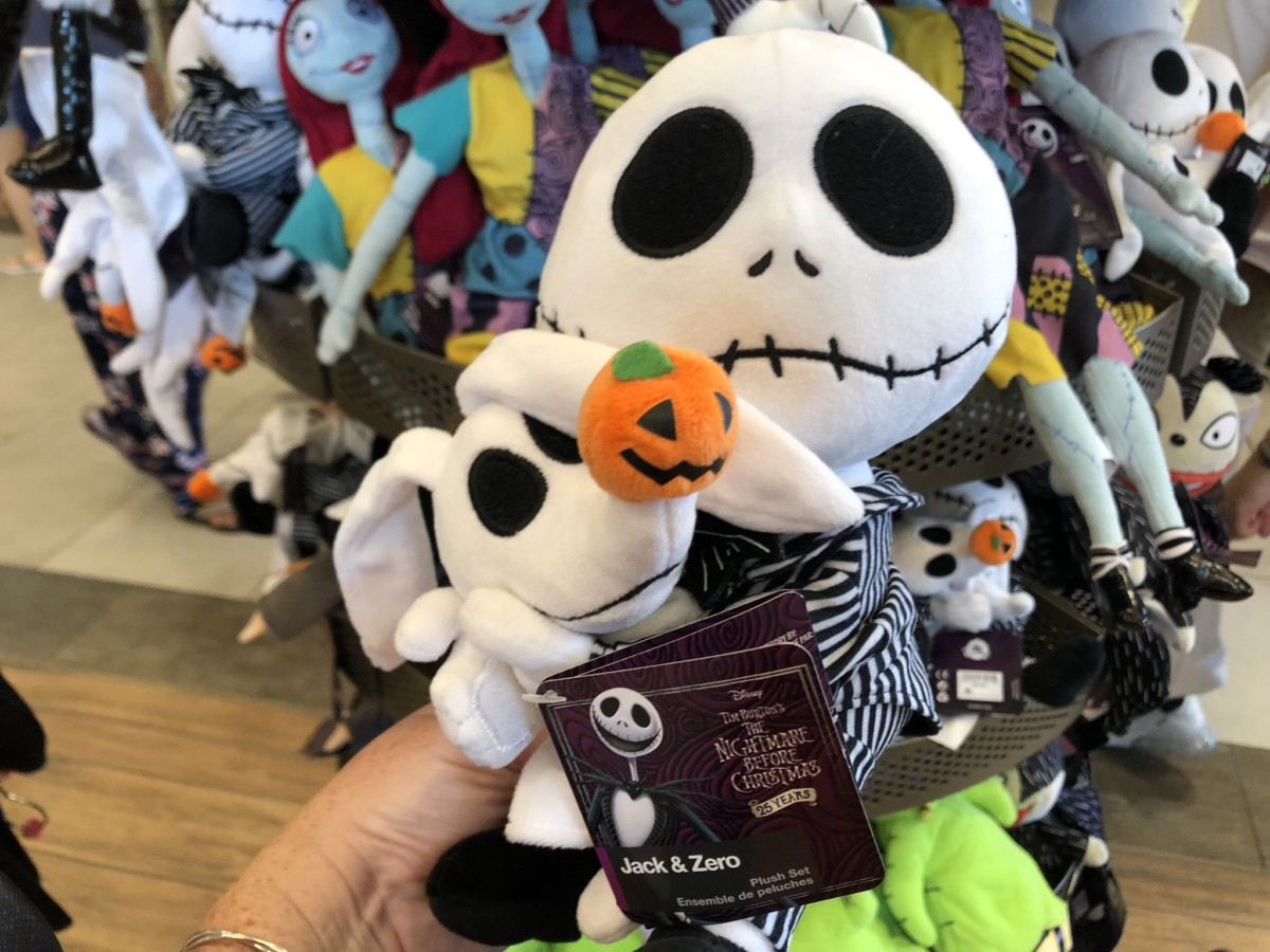 New Nightmare Before Christmas Merch at Disney Springs 29