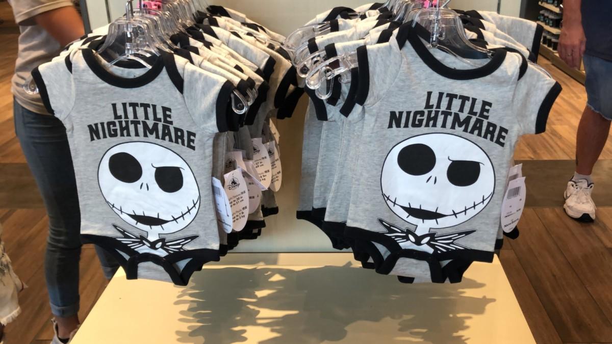 New Nightmare Before Christmas Merch at Disney Springs 3