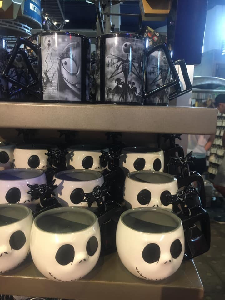 New Nightmare Before Christmas Merch at Disney Parks! 8