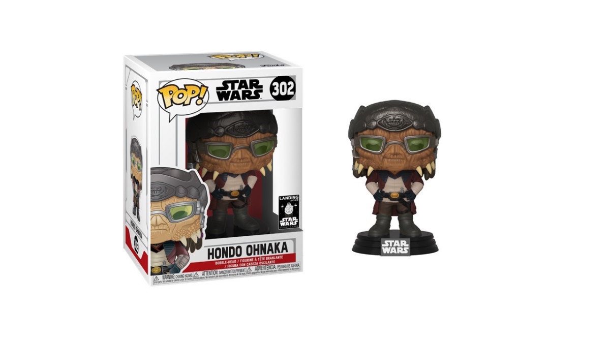 Hondo Ohnaka Funko Pop! Figure Coming to Disney's Hollywood Studios on August 29 4