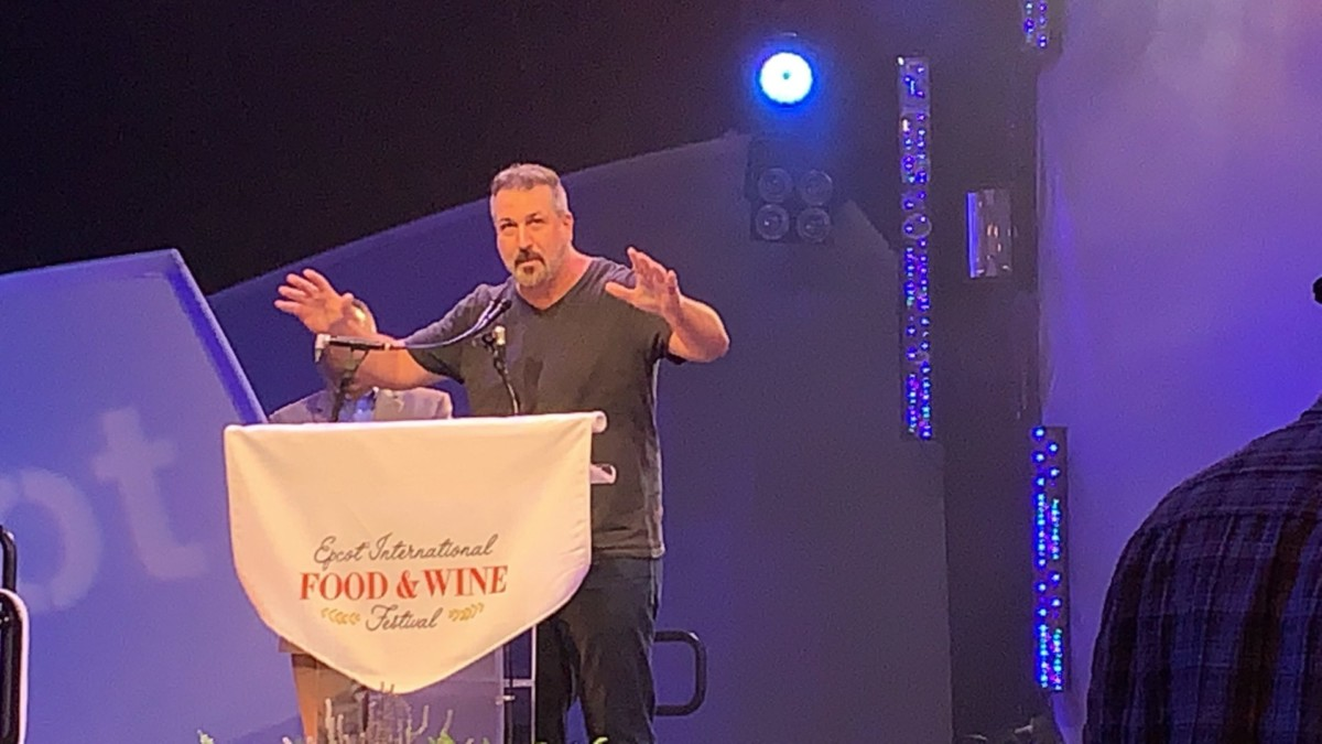 Joey Fatone and Friends Coming to Epcot's International Food and Wine Festival! #tasteepcot 3
