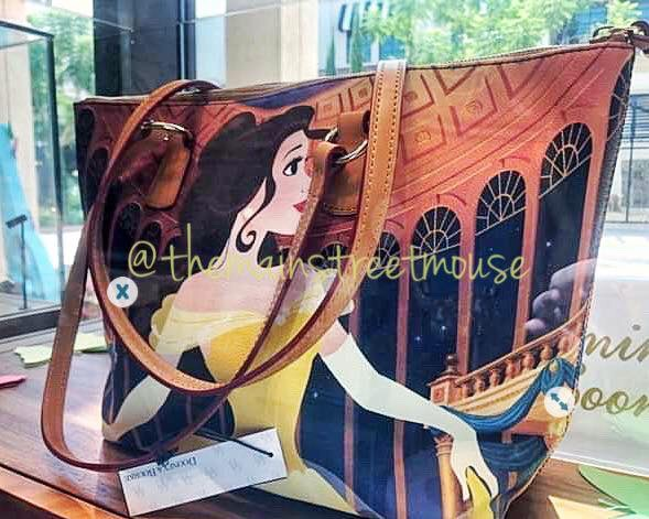 NEW Beauty and the Beast Dooney and Bourke Bags hit Shelves Tomorrow! 1