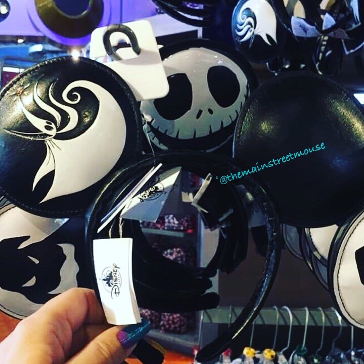 New Nightmare Before Christmas Ears at WDW! 4