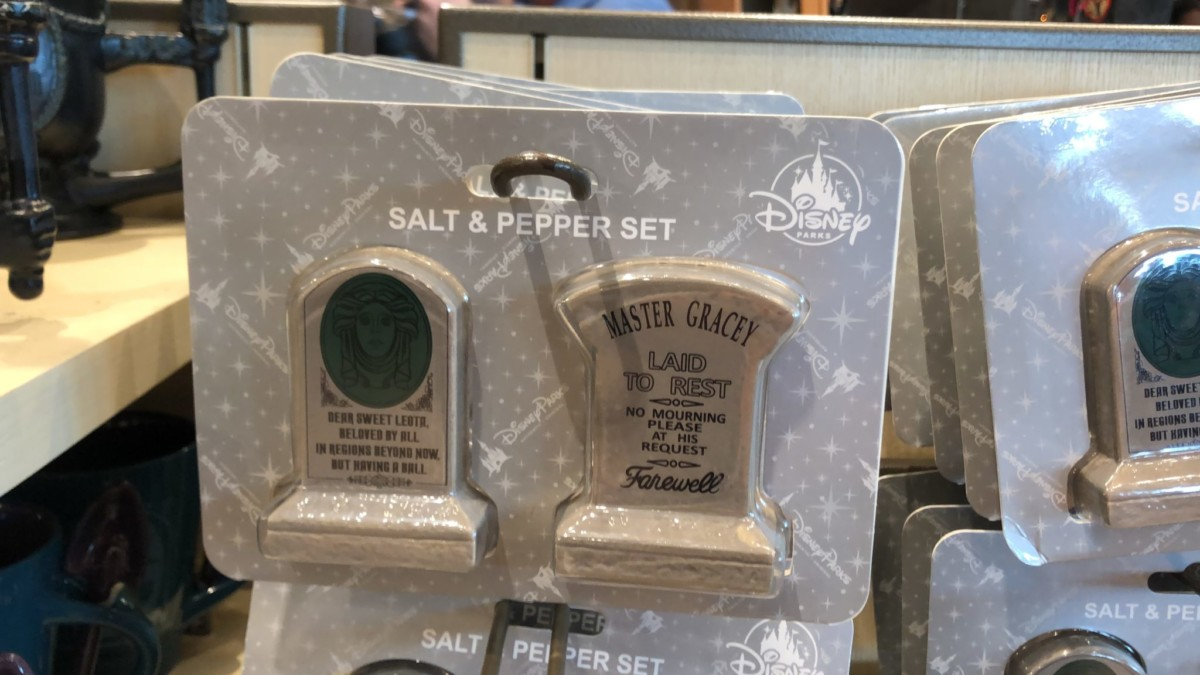 New Haunted Mansion Merch Available at Disney Springs 6