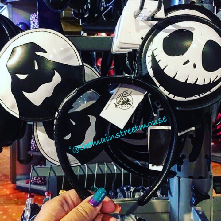 New Nightmare Before Christmas Ears at WDW! 3